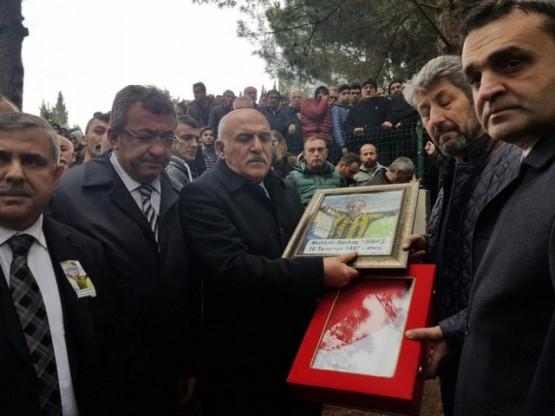 Şehit Berkay Akbaş'ın Cenaze Töreni