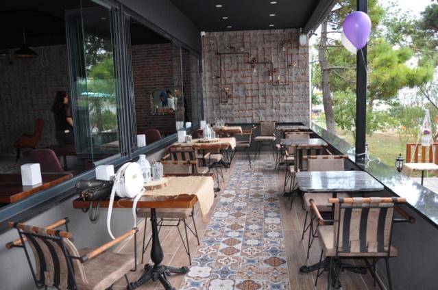 Kaldi Cafe Açılış