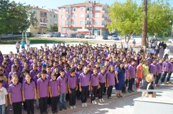 2015-2016 Eğitim Öğretim Dönemi Haşim Zehra Tarı Orta Okulu