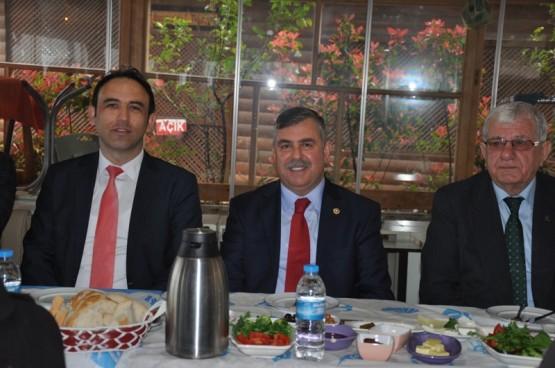 Nazım Maviş Gerze Ziyareti Nisan 2017