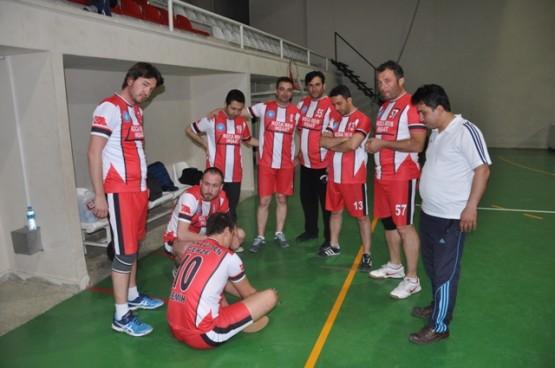 Voleybol Turnuvası Final Maçı 2016