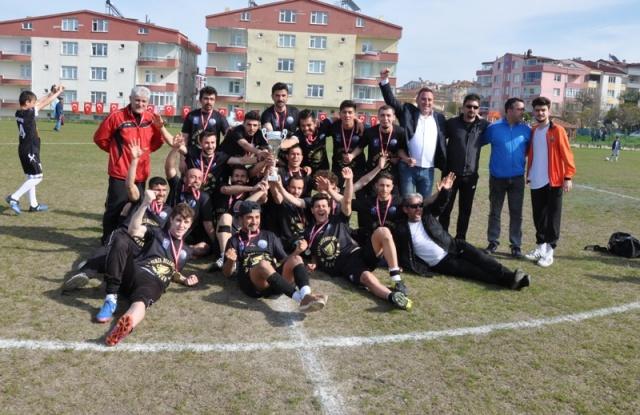 Gerze Belediye Spor Şampiyonluk Kutlaması