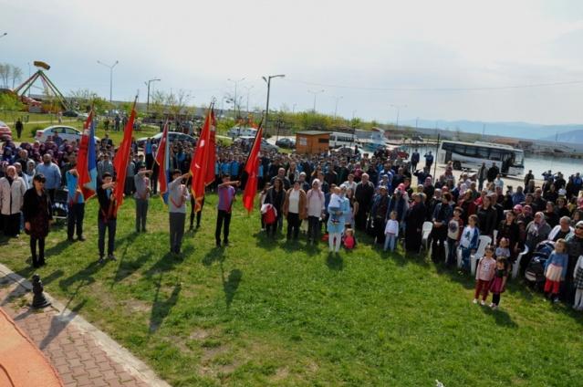 23 Nisan Ulusal Egemenlik ve Çocuk Bayramı Gerze 2018