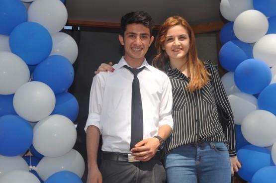 Cumhuriyet Mesleki ve Teknik Anadolu Lisesi Mezuniyet Töreni 2016