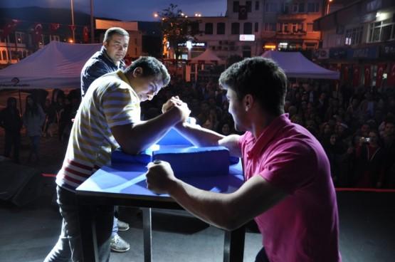 19 Mayıs Gençlik Festivali Başladı
