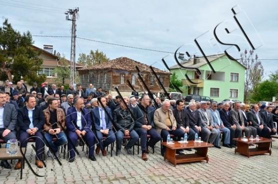 Yenikent Camii Açıldı