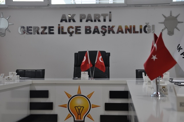 Ak Parti Yeni Binası