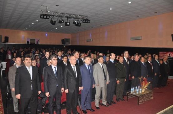 İstiklal Marşı'nın kabulü ve Mehmet Akif Ersoy'u anma programı Gerze