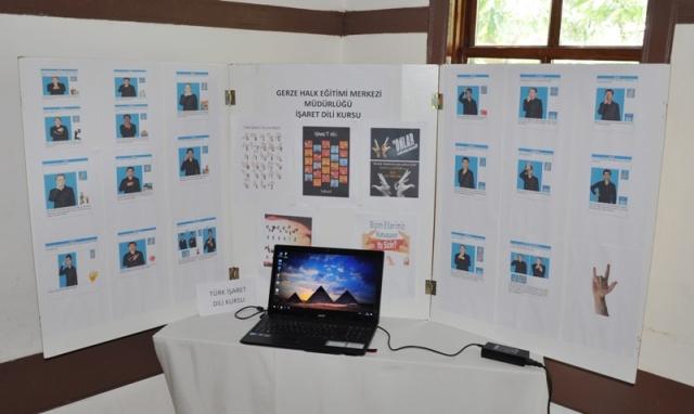 Halk Eğitim Yıl Sonu Sergisi 2019