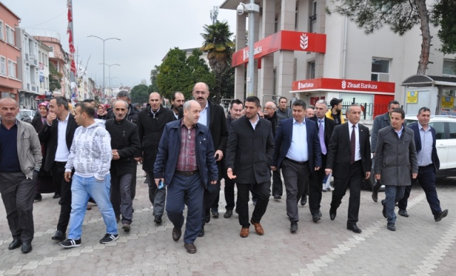 Cevat Şensoy Mazbata