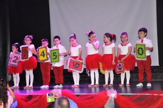 Gazi Mustafa Kemal İlkokulu Okuma Bayramı