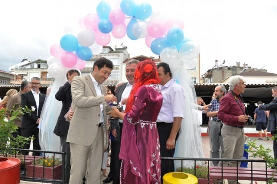 1.Uluslararası Gerze Mutluluk Festivali