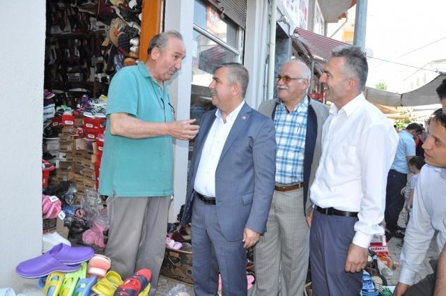 Nazım Maviş Gerze Ziyareti 2018