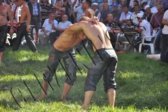 52. Dikmen Yağlı Güreşleri ve Sırık Kebabı Festivali 2017