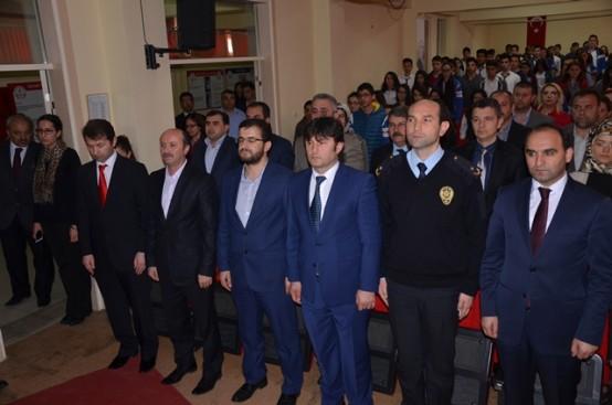Şehit Nurullah Saraç Anadolu Lisesi Kutlu Doğum Haftası 2016