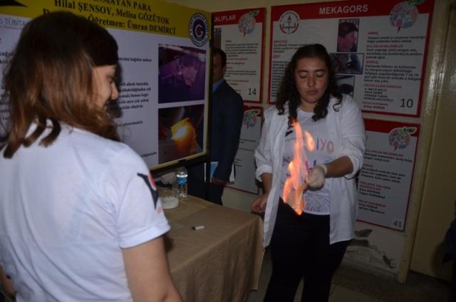 ŞNS TÜBİTAK Bilim Fuarı 2018