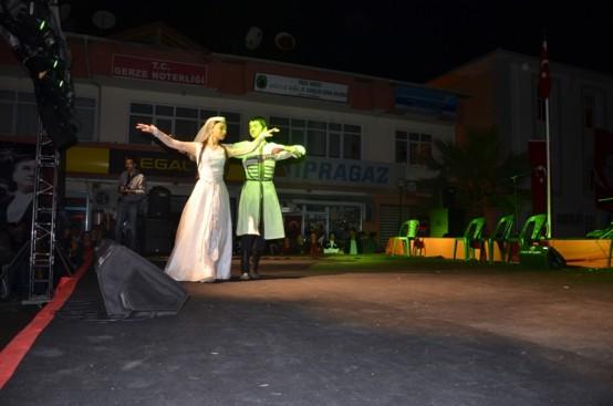 Gerze Belediyesi Gençlik Festivali 2. Gün