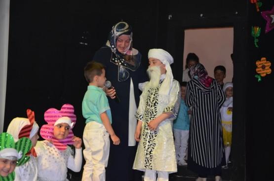 Hacı Musa Sarıkaya'da Mezuniyet Heyecanı
