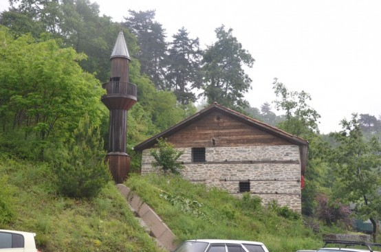 Derecuma Camii Yağmur Duası ve Keşkek Şenliği