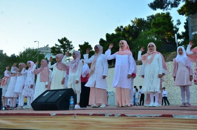 Yaz Kur'an Kursu Kapanış Proğramı