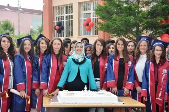 Şehit Nurullah Saraç Anadolu Lisesi 2016 Mezuniyet