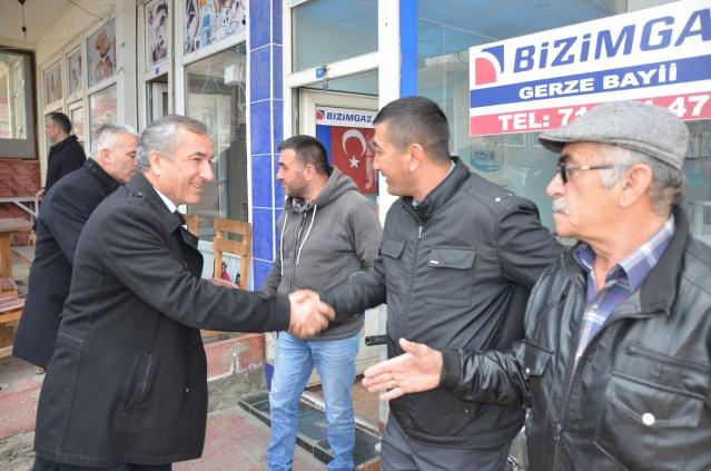 Gerze Belediye Başkanı Cevat Şensoy