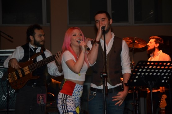 Sinop'ta Kıraç ve Ece Seçkin Konseri