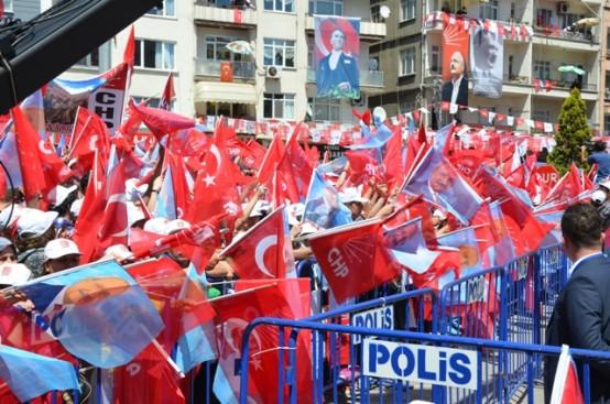 CHP Sinop Mitingi Haziran2015