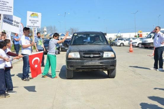 Karadeniz off-road Gerze Yarışları