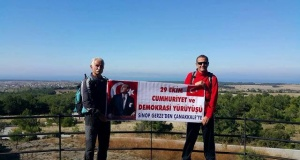 Gerze'den Çanakkale'ye Yürüyüş