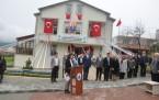 Gerze Münevver Arslan Halk Kütüphanesi Açılış