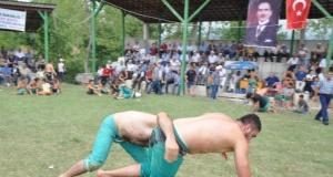 Yenikent Köyü Karakucak Güreşleri 2018