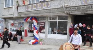 Çiğdem Tekstil Açıldı