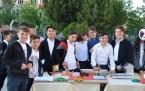 Atatürk Ortaokulu Bahçesinde Bilim, Kültür ve Sanat Etkinliği
