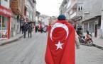 Gerze Ülkü Ocakları Teröre Lanet Yürüyüşü 2016