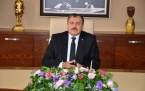 Orman ve Su İşleri Bakanı Veysel Eroğlu Gerze'de