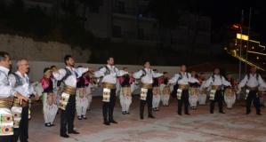 Gerze Belediyesi THM ve Türk Halk Oyunları Gösterisi