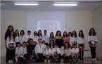 Haşim ve Zehra Tarı Öğrencileri İstiklal Marşı Anması
