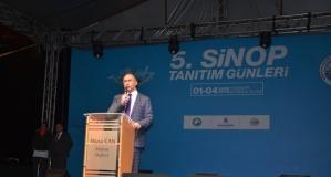 Sinop Tanıtım Günleri 1-4 Kasım 2018