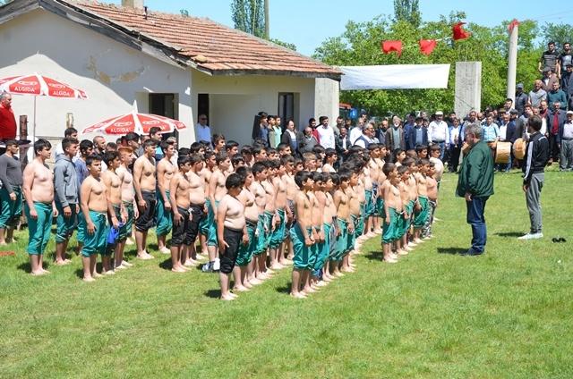 yakadibi köyü hıdrellez ve güreş etkinlikleri