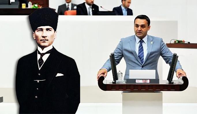 """""""Atatürk, Ne Coğrafyamıza Ne de Tarihe Sığan Bir Devrimcidir"""""""