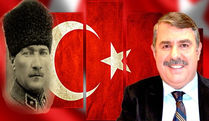 Nazım Maviş'ten 10 Kasım Mesajı