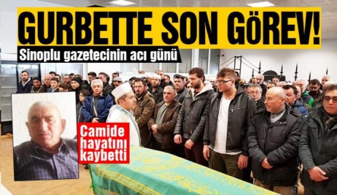 Meslektaşımızın Osman Aksu'nun Acı Günü