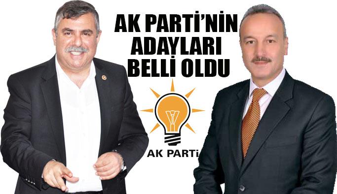 Ak Parti Sinop Milletvekili Adayları Belli Oldu