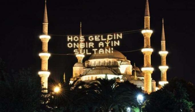 Ramazan'ın ilk sahuru ve iftarı ne zaman?
