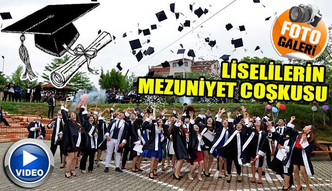 ŞNS Anadolu Lisesi Öğrencileri kep attı