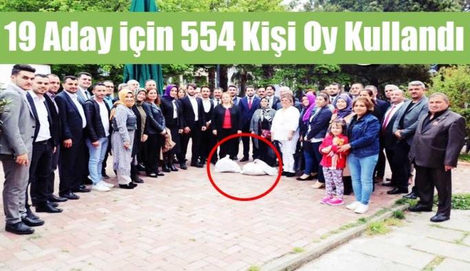 Temayül Torbaları Ankara'ya Yollandı