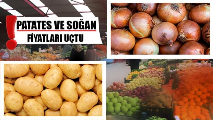 Patates - Soğan el yakıyor!