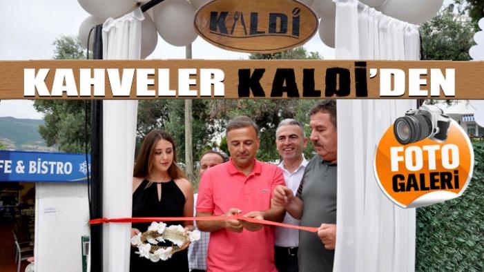 Kaldi Cafe Açıldı