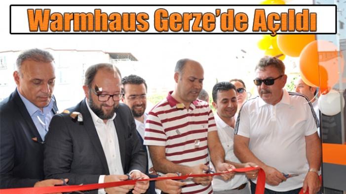 Warmhaus İlk Konsept Mağazasını Gerze'de Açtı